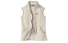 Jack Wolfskin Icedancer Vest Women ivory